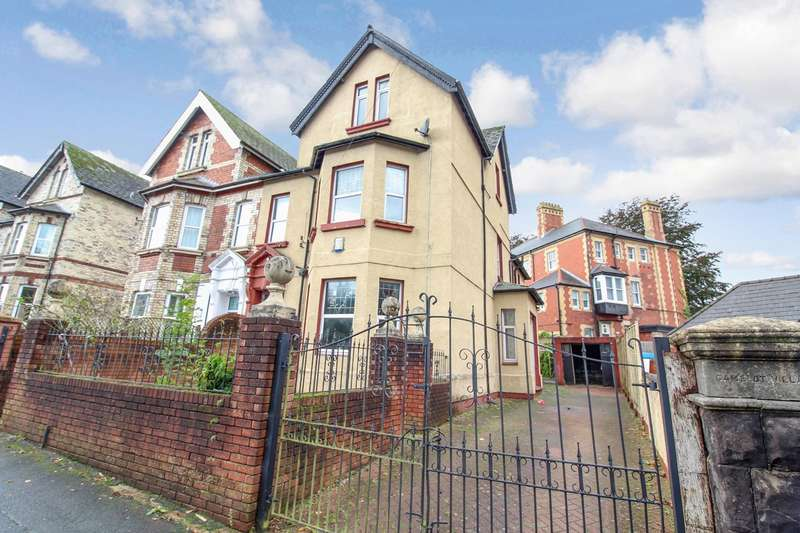 7 Bedrooms Semi Detached House for sale in Caerau Road, Newport, NP20