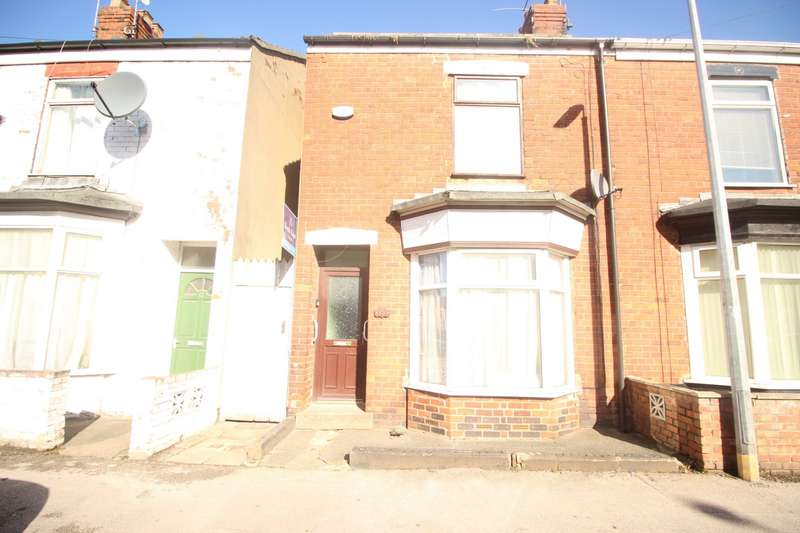 2 Bedrooms End Of Terrace House for sale in Rosmead Street, Hull, East Yorkshire, HU9