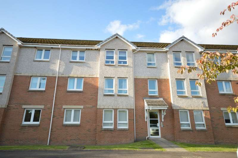 2 Bedrooms Apartment Flat for sale in Harley Gardens, Bonnybridge, Stirlingshire, FK4
