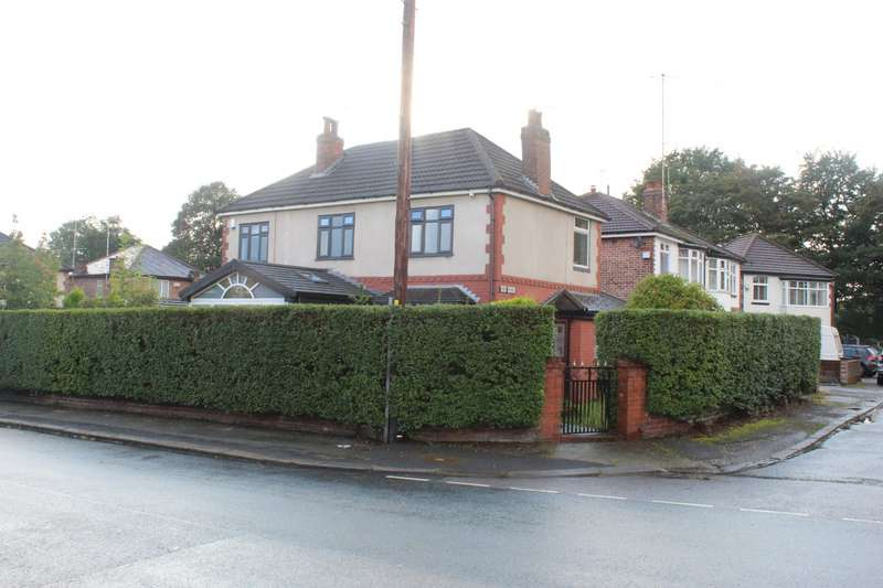 4 Bedrooms Detached House for sale in Houghton Lane, Swinton, Manchester, Greater Manchester, M27