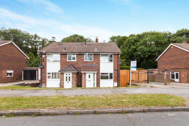 3 Bedrooms Semi Detached House for sale in Tilehurst, Reading, Berkshire