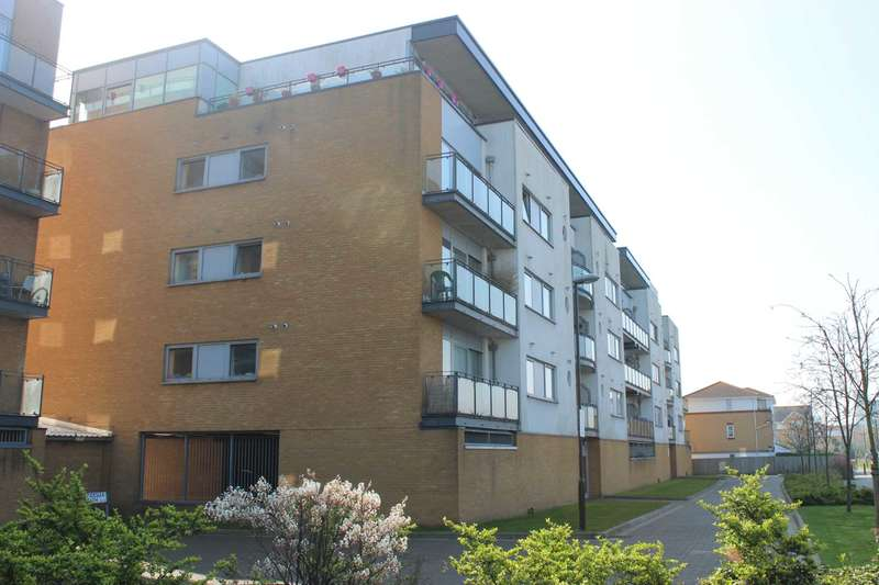2 Bedrooms Apartment Flat for sale in Tideham House, Merbury Close, SE28 0LW