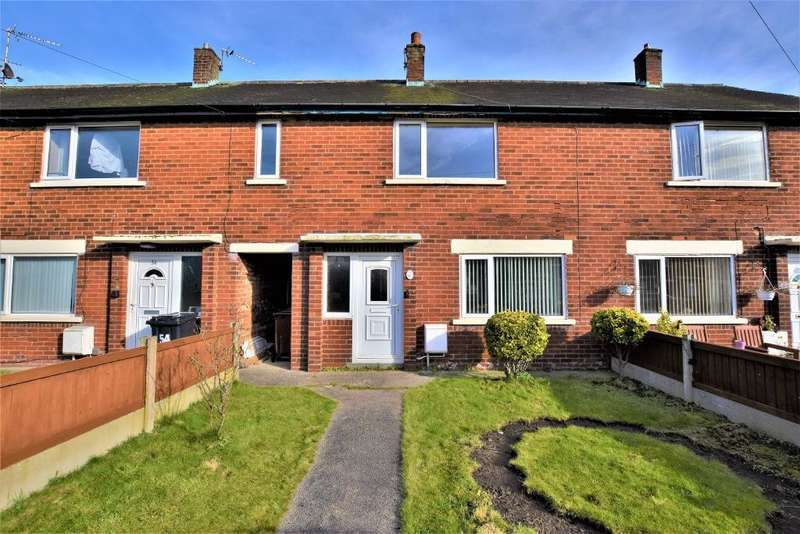 2 Bedrooms Terraced House for sale in Canberra Way, Warton