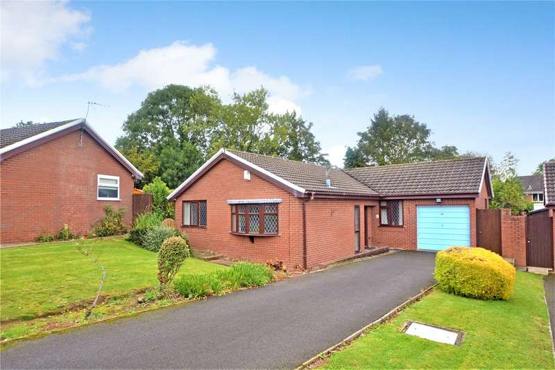 3 Bedrooms Detached Bungalow for sale in 14 Carnoustie Drive, Sutton Hill, Telford, Shropshire, TF7