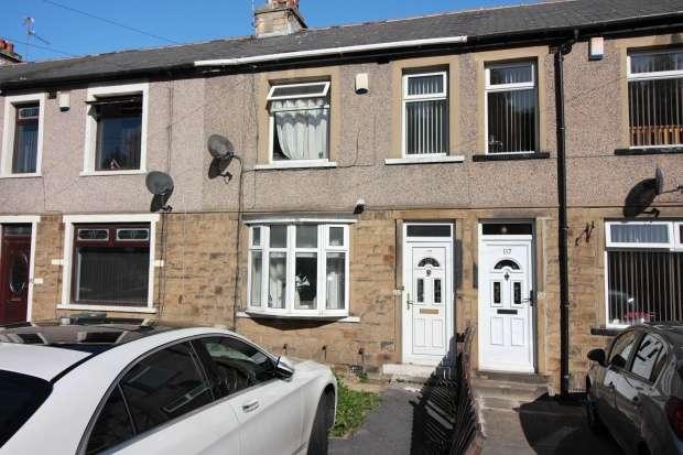 Yorkshire Terrace: Properties For Sale In Bradford, Slackside Bradford West