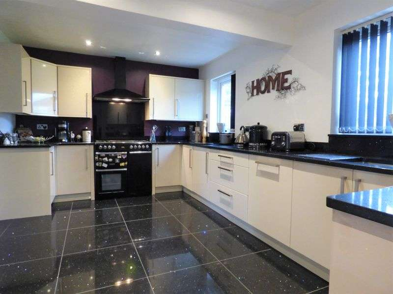 4 Bedrooms Property for sale in Dunkenshaw Crescent, Lancaster