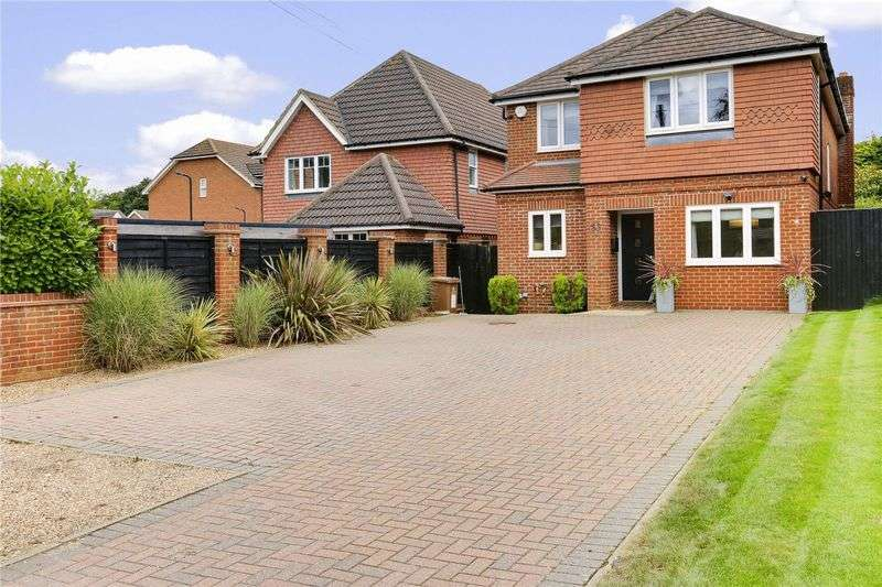 4 Bedrooms Detached House for sale in Buckland Road