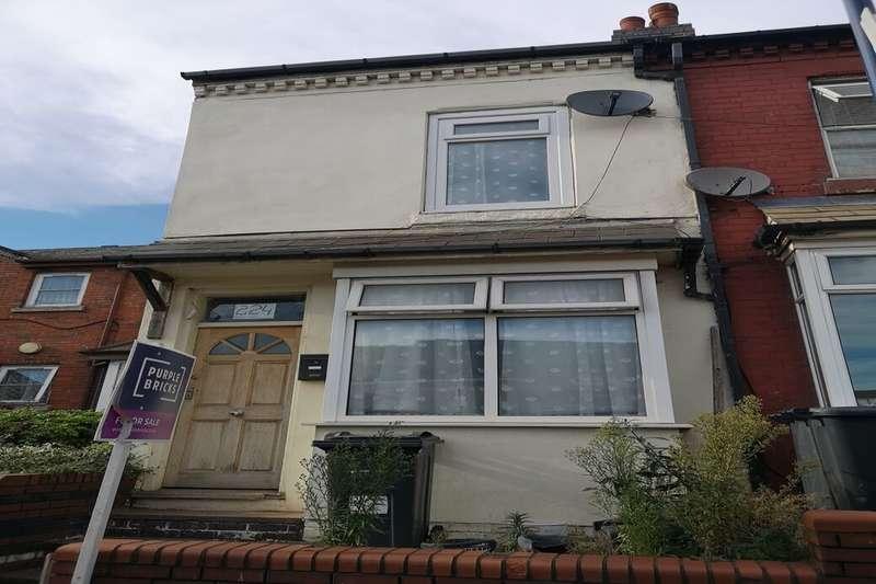 3 Bedrooms Property for sale in Arden Road, Saltley, Birmingham, B8