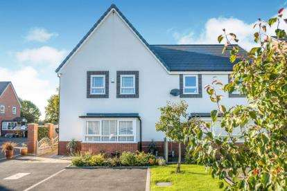 3 Bedrooms Semi Detached House for sale in Summerwood Gardens, Halsall, Ormskirk, Lancashire, L39