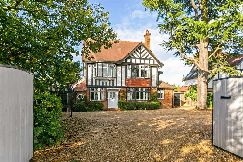 5 Bedrooms Detached House for sale in Packhorse Road, Gerrards Cross, Buckinghamshire, SL9