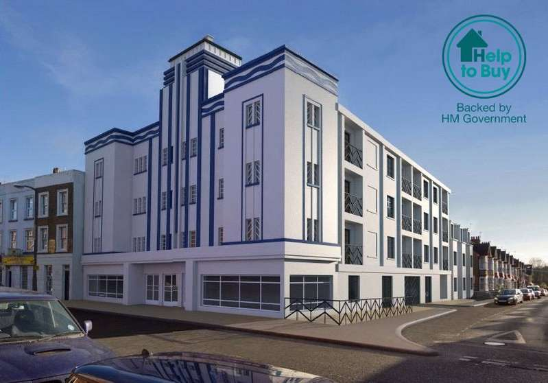 1 Bedroom Apartment Flat for sale in King Street Apartments, King Street, Watford, Hertfordshire, WD18