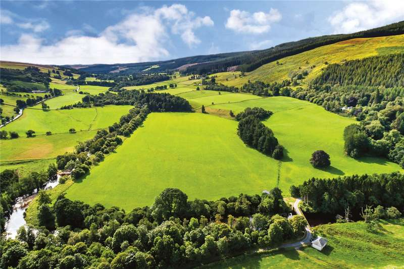 Land Commercial for sale in Land at Woodhill, Ballintuim, Blairgowrie, Perthshire, PH10