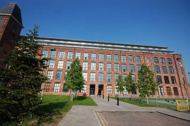 3 Bedrooms Apartment Flat for rent in Victoria Mill, Houldsworth Street, Reddish, SK5