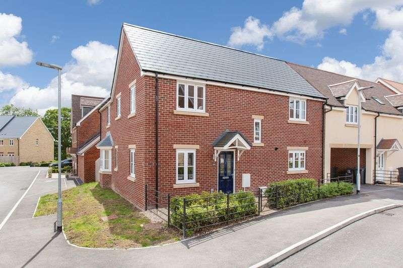 4 Bedrooms Property for sale in Brooklands, Chippenham