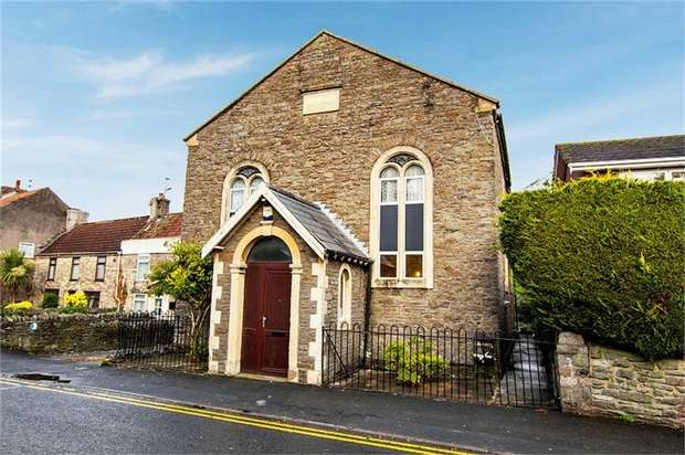 4 Bedrooms Detached House for sale in Shellards Road, Longwell Green, Bristol, Gloucestershire