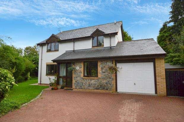 4 Bedrooms Detached House for sale in Dartbridge Manor, Dart Bridge Road, Buckfastleigh, Devon