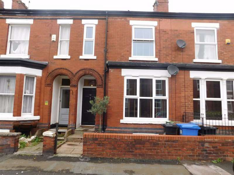 3 Bedrooms Terraced House for sale in Winifred Road, Heaviley, Stockport