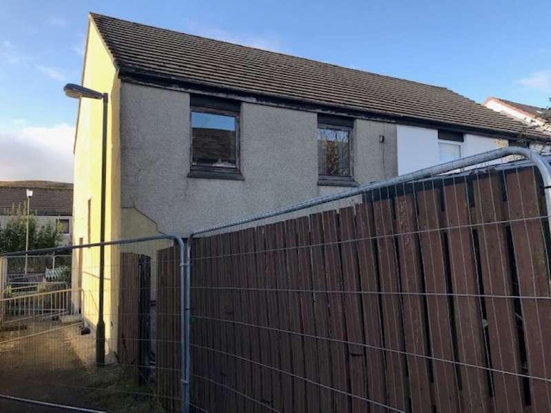 Semi Detached House for sale in 36, Nederdale, Lerwick, Shetland, Highlands
