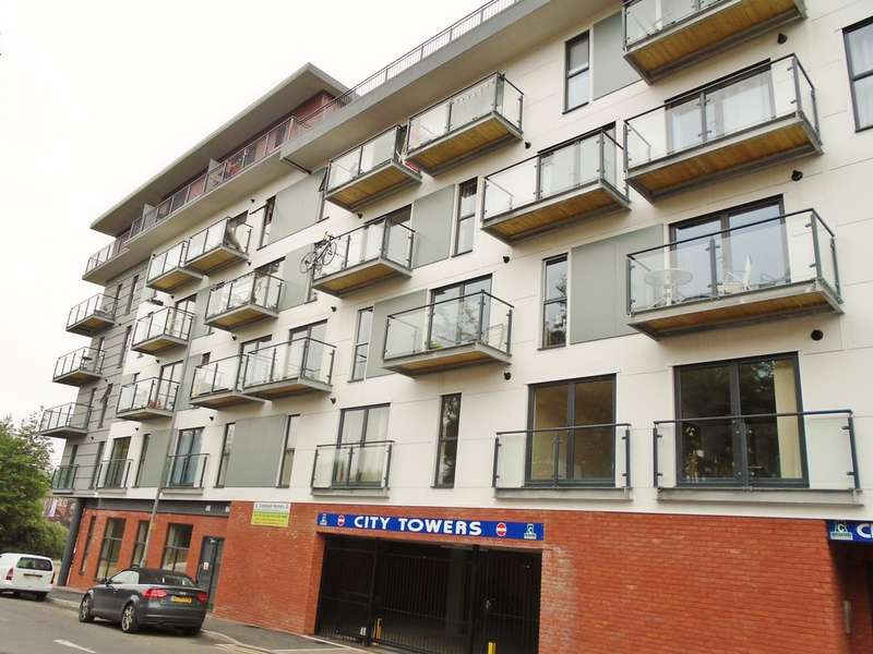 1 Bedroom Apartment Flat for sale in City Towers, 1 Watery Street, Sheffield S3
