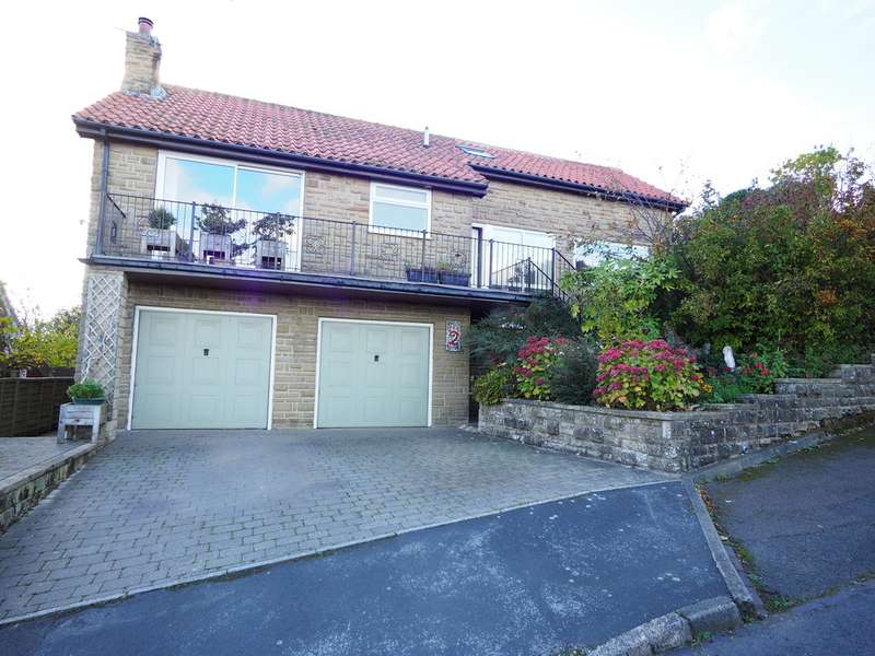 4 Bedrooms Detached House for sale in Park View, Glaisdale YO21