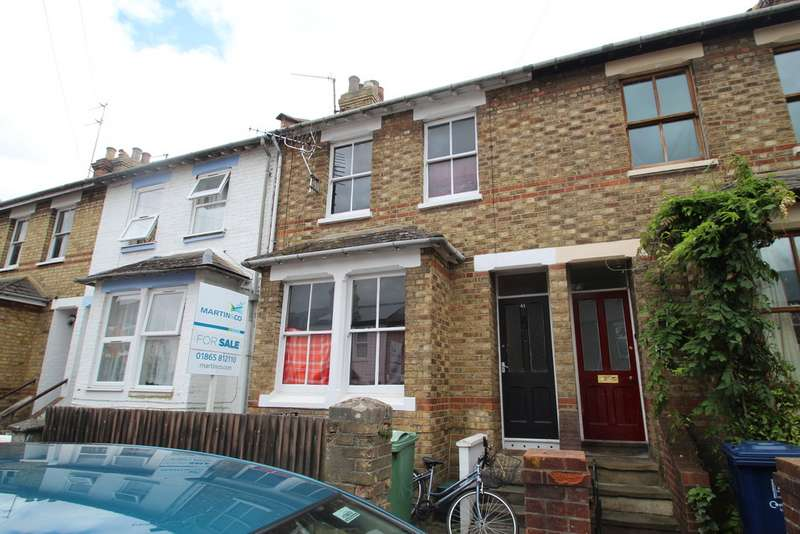 4 Bedrooms Terraced House for sale in Henley Street, East Oxford OX4
