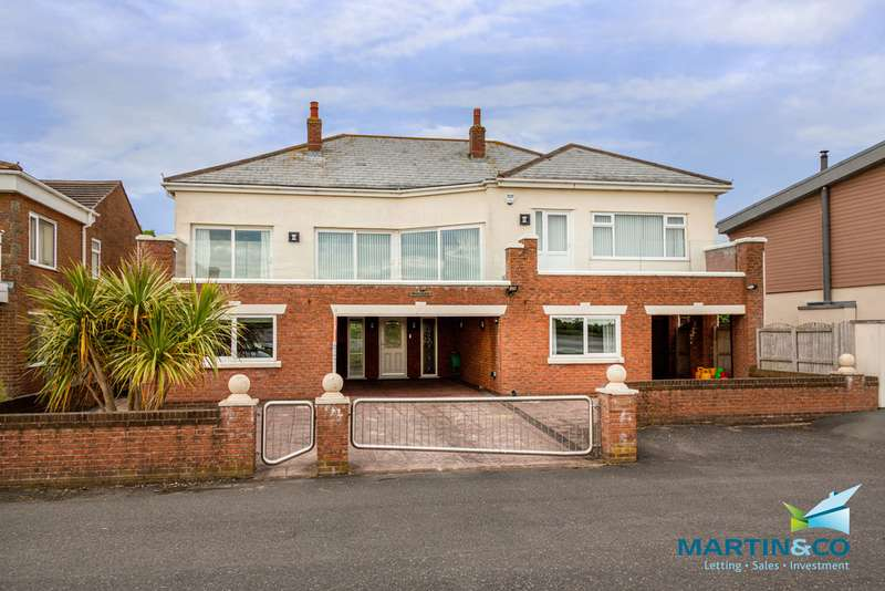 6 Bedrooms Detached House for sale in The Shore , Hambleton FY6