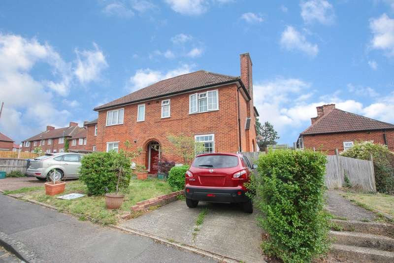 3 Bedrooms Semi Detached House for sale in Morden SM4