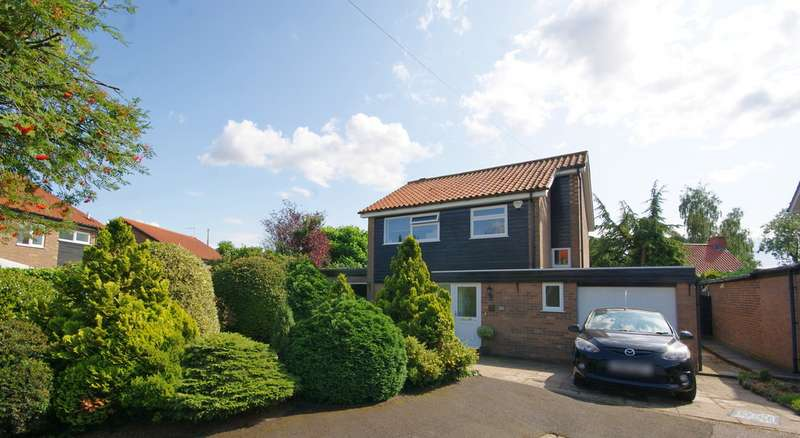4 Bedrooms Detached House for sale in The Rowans, Nettleham LN2