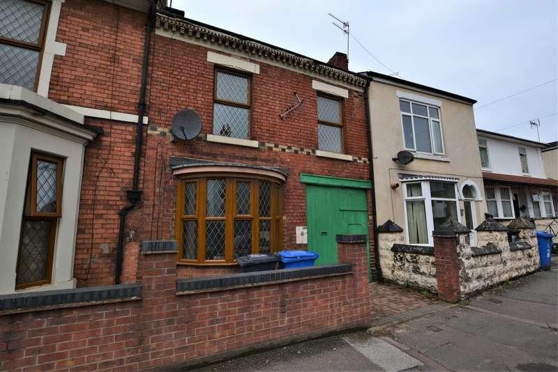 4 Bedrooms Property for sale in Burton Road, Derby DE1