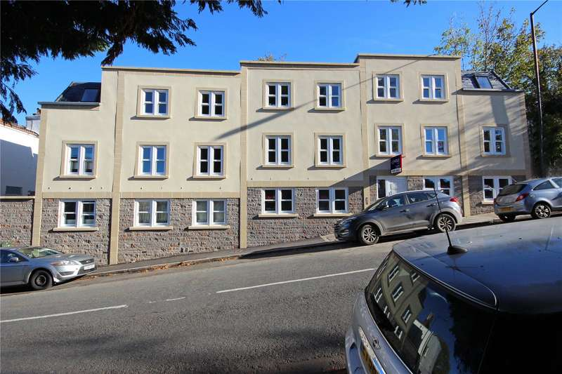 2 Bedrooms Flat for sale in Citrus Row 16A Hampton Road Redland BS6