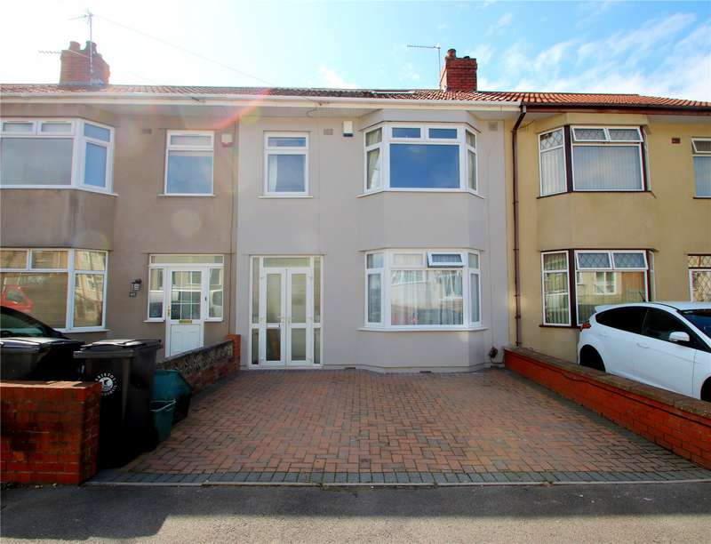 4 Bedrooms Terraced House for sale in Ilchester Crescent, Bedminster Down, Bristol BS13