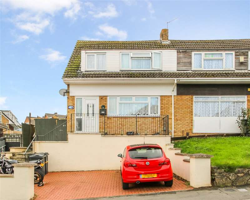 3 Bedrooms Semi Detached House for sale in Hengrove Lane, Hengrove, Bristol BS14