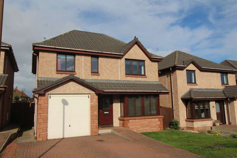 4 Bedrooms Detached House for sale in Moffat Walk, Tranent, East Lothian, EH33