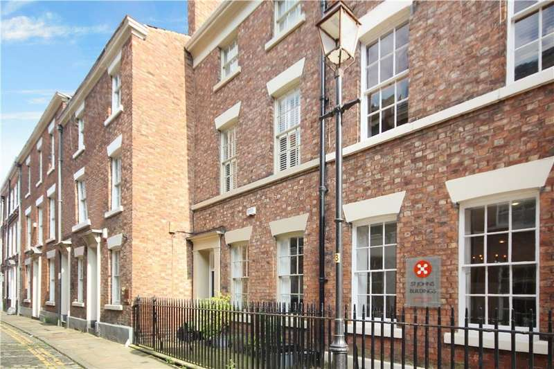 4 Bedrooms Town House for sale in White Friars, Chester
