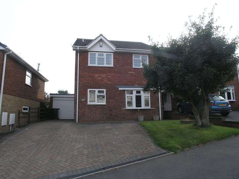 4 Bedrooms Property for sale in BRIERLEY HILL, Quarry Bank, Acres Road