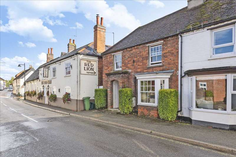3 Bedrooms End Of Terrace House for sale in High Street, Overton