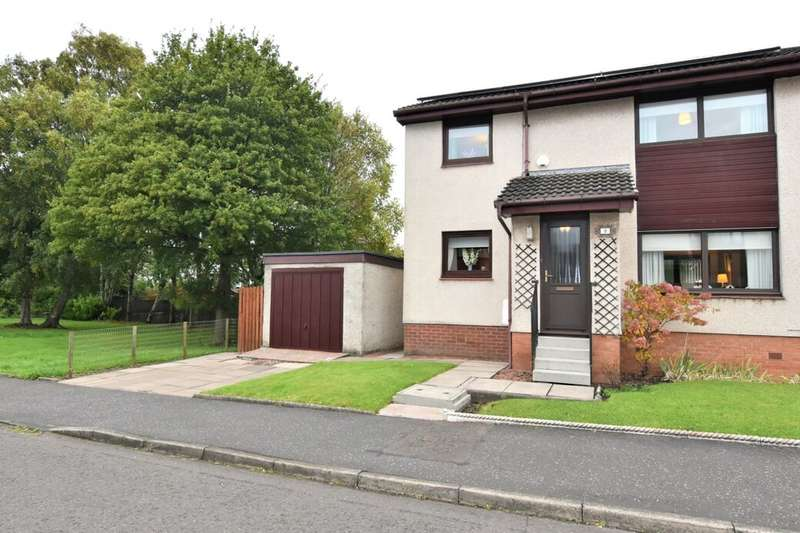3 Bedrooms Semi Detached House for sale in Forest Drive, Bellshill, ML4