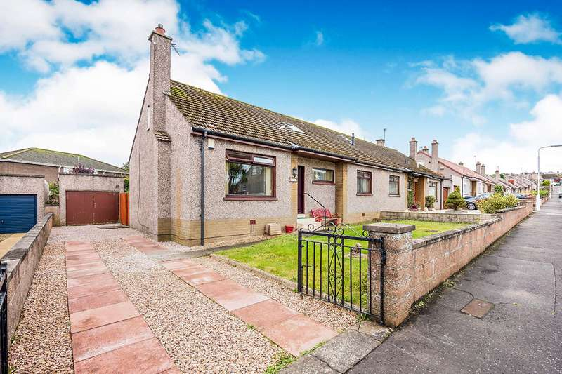 4 Bedrooms Semi Detached House for sale in Forth Park Gardens, Kirkcaldy, Fife, KY2