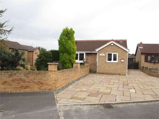 3 Bedrooms Detached Bungalow for sale in Kempton Gardens, Mexborough, S64 0QU