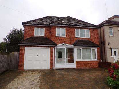 4 Bedrooms Detached House for sale in Kennard Road, Kingswood, Bristol