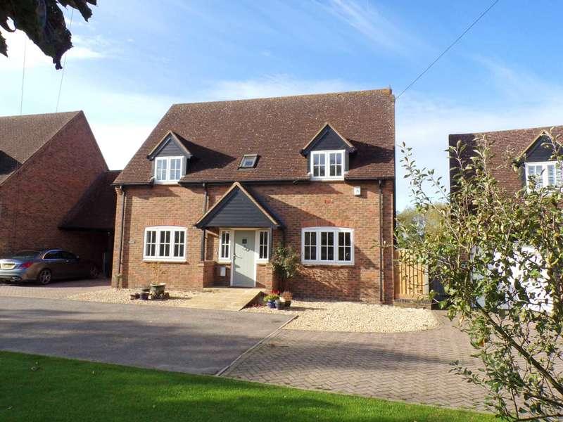 4 Bedrooms Detached House for sale in Tompkins Lane, Marsh Gibbon
