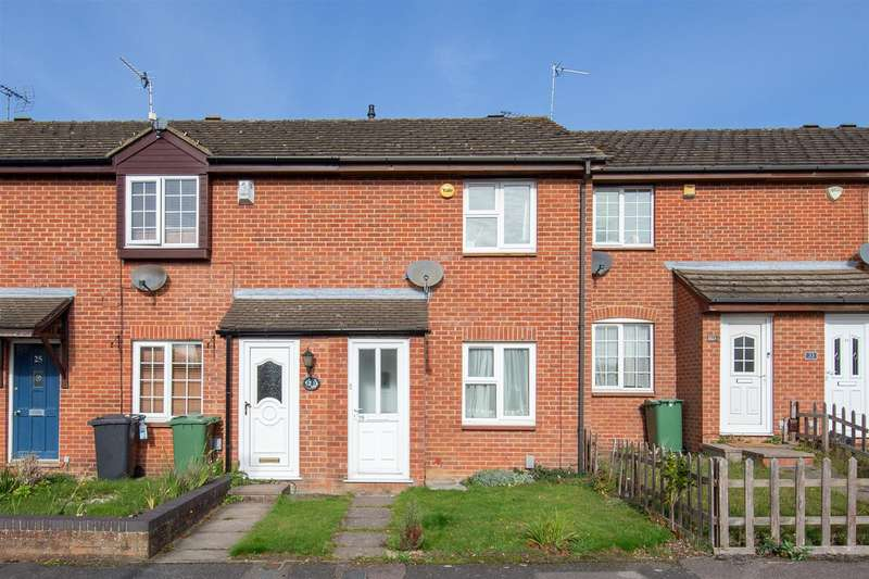 3 Bedrooms Terraced House for sale in Lowry Drive, Houghton Regis, Bedfordshire