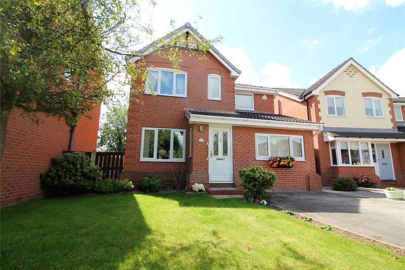 4 Bedrooms Property for sale in Chantry Grove, Royston, Barnsley