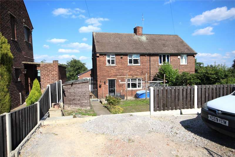 3 Bedrooms Semi Detached House for sale in East View, Cudworth, Barnsley