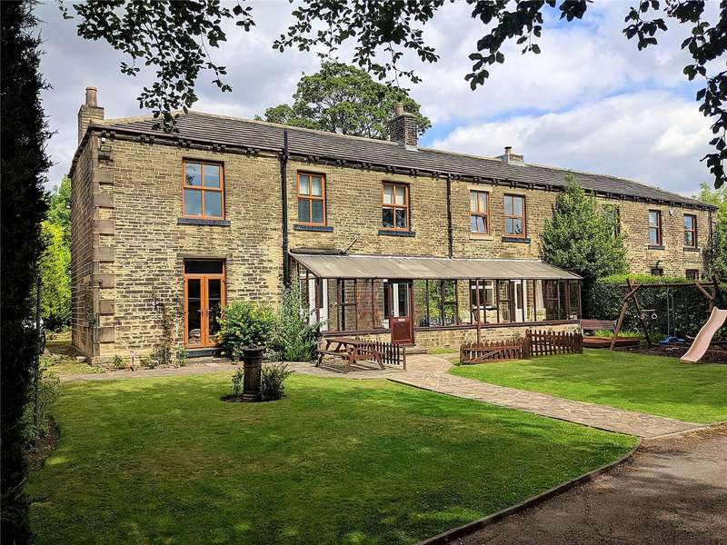 5 Bedrooms Property for sale in Water Royd Lane, Mirfield, West Yorkshire