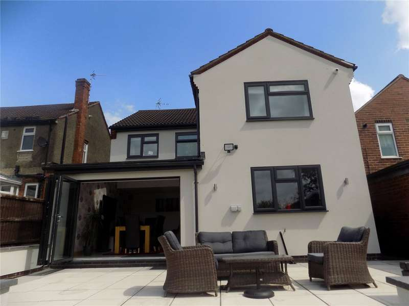 4 Bedrooms Detached House for sale in Hardy Barn, Shipley, Heanor