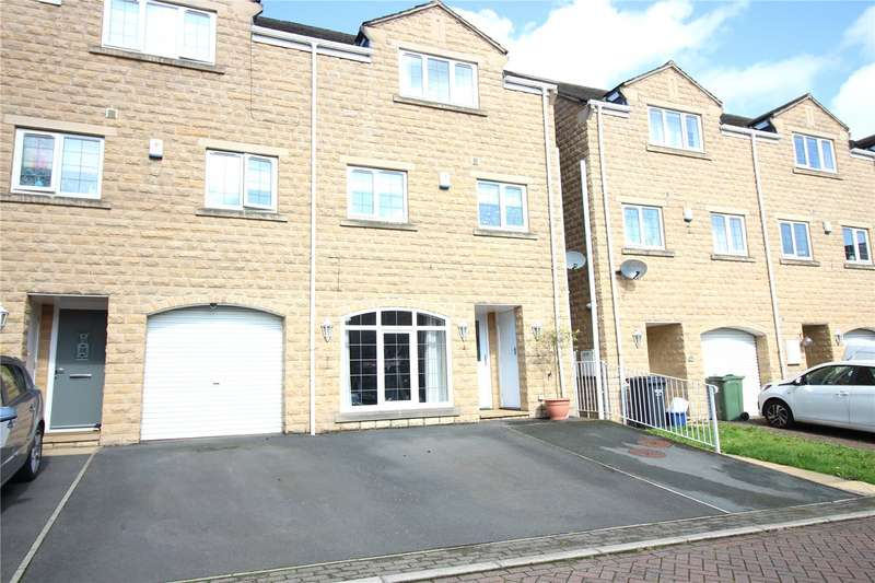 3 Bedrooms Semi Detached House for sale in Sage Grove, Rastrick, Brighouse