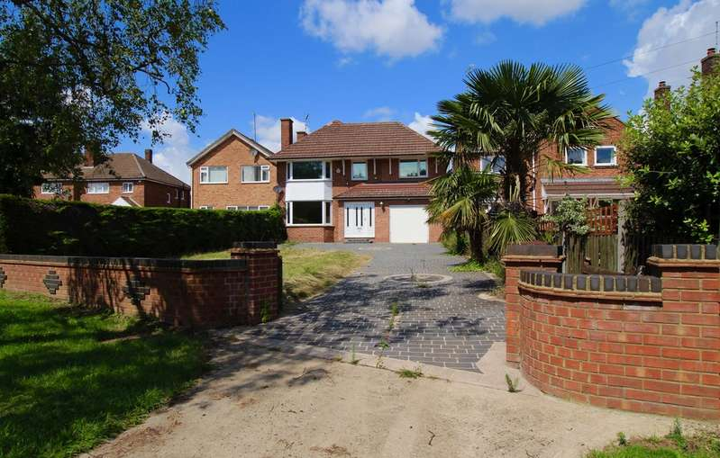 5 Bedrooms Detached House for sale in Cottingham Road, Corby, Northants