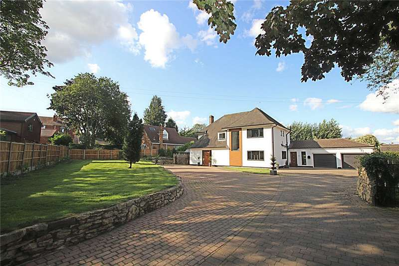 5 Bedrooms Detached House for sale in Chapel Lane, South Kirkby, Pontefract