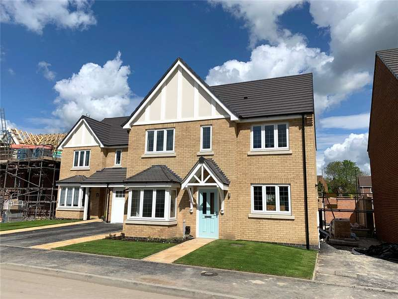 4 Bedrooms Detached House for sale in PORTERWOOD, Shipley Park Gardens, Shipley